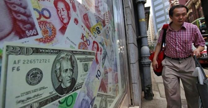 Lịch sử chiến tranh tiền tệ