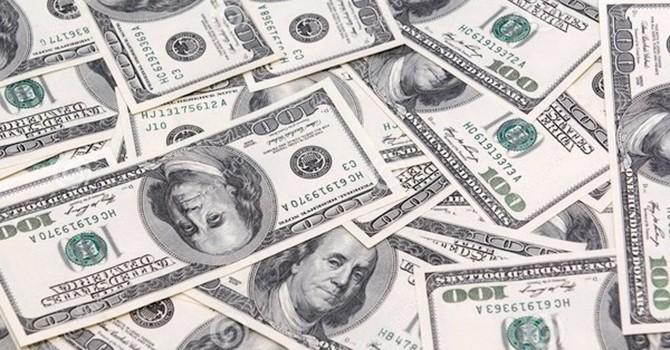 Đồng USD tiếp tục đà tăng, đồng baht chạm mức đáy của 6 năm