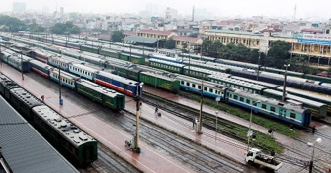 Chính phủ giảm số lượng cấp phó đối với Tổng Công ty đường sắt Việt Nam