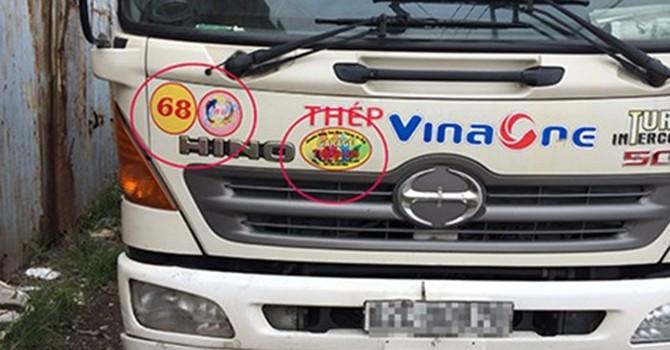 """Quá trình lột xác của logo """"xe vua"""""""
