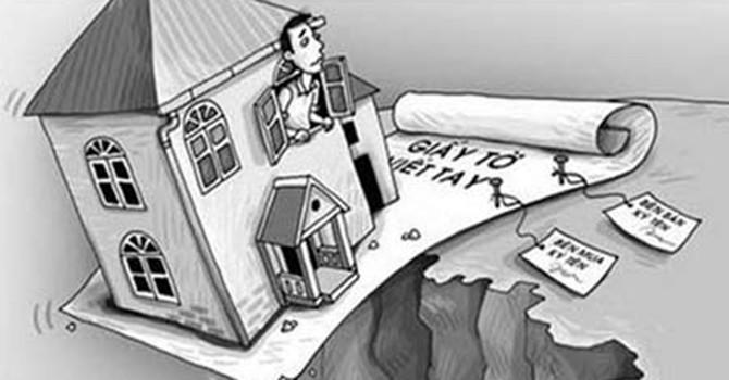 Nghịch lý nhà đất: Thượng đế tiền tỷ nơm nớp lo vận rủi