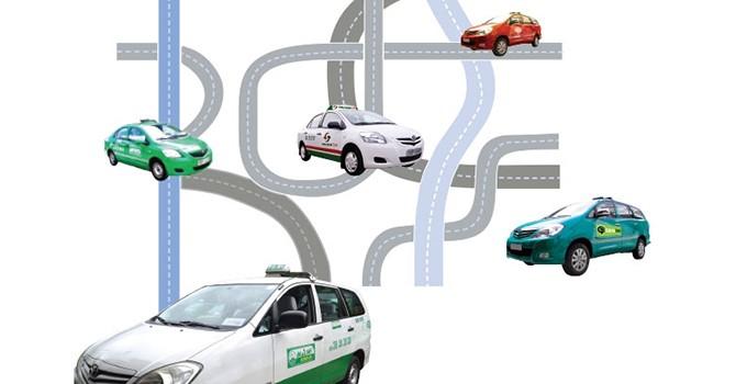Thị trường taxi: Cuộc đua công nghệ