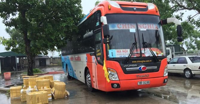 Thu giữ 900 kg nội tạng thối trên đường tuồn ra Hà Nội