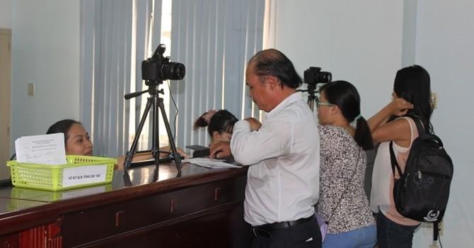 Hà Nội: Lừa đảo làm thủ tục cấp đổi giấy phép lái xe