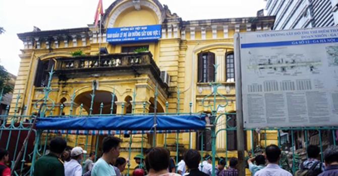 Biệt thự 107 Trần Hưng Đạo từng được chấm điểm trung bình