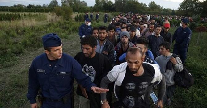 Người tị nạn sẽ thất vọng vì lựa chọn hành trình tới châu Âu