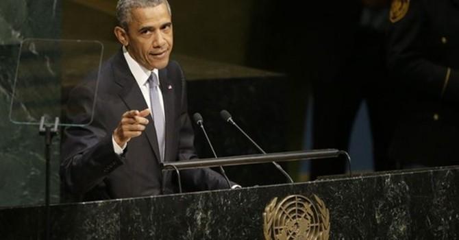 Tổng thống Obama gởi thông điệp mạnh tới Trung Quốc về biển Đông