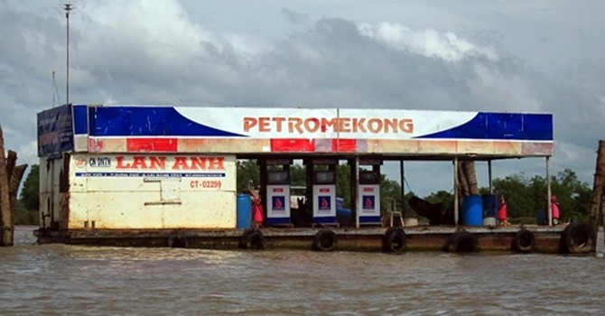 Cách chức giám đốc PetroMekong