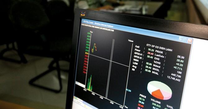 """Đầu tư chứng khoán: Đợi dòng tiền """"thông minh"""""""