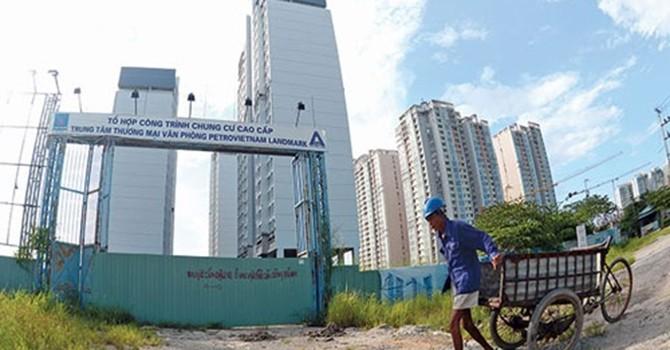 PVC thoái vốn khỏi nhiều dự án bất động sản