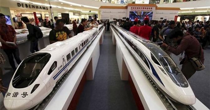 Indonesia lý giải vì sao dùng tàu cao tốc Trung Quốc