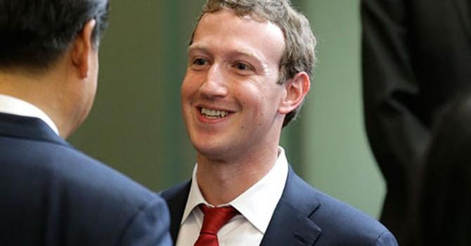 Chủ tịch Trung Quốc từ chối đặt tên cho con ông chủ Facebook