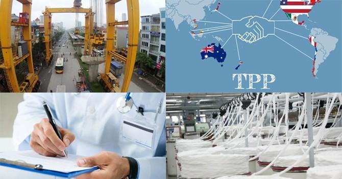 """""""Sếp"""" y tế lĩnh lương 225 triệu/tháng, cơ hội và thách thức với TPP"""