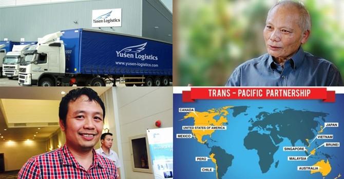 """Chi phí kho vận Việt Nam cao nhất thế giới, vào TPP dễ """"bị kiện"""""""