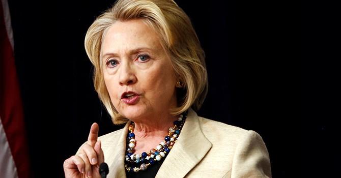Bà Clinton phản đối TPP