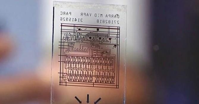 Chip máy tính tự hủy trong 5 giây