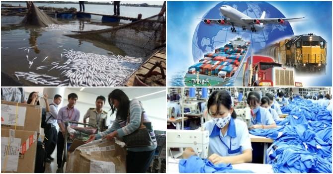 """Nóng """"chi phí ngoài luồng"""" ngành logistics, tại sao năng suất lao động Việt Nam thấp nhất Asean ?"""