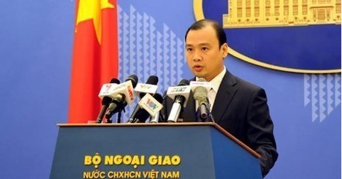 Khẩn trương xác minh tin tàu cá bị tàu Trung Quốc đâm chìm ở Hoàng Sa
