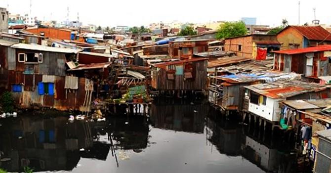 """TP. HCM sẽ xóa gần 10.000 nhà """"ổ chuột"""" trong 5 năm tới"""