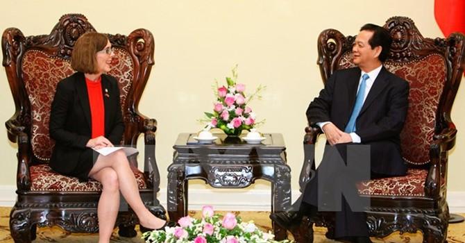 Việt Nam lạc quan về quan hệ ngày càng tốt đẹp hơn với Mỹ