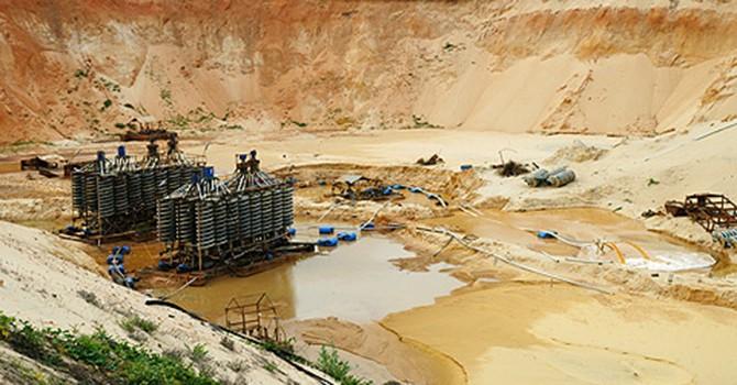 Thăm dò khoáng sản: Bắt buộc vốn chủ sở hữu tối thiểu 50% vốn dự án