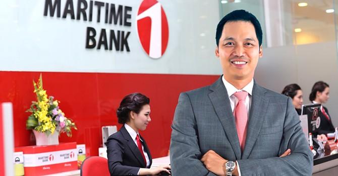 """Tổng Giám đốc Maritime Bank: """"Tỷ suất lợi nhuận tốt và phát triển bền vững"""""""