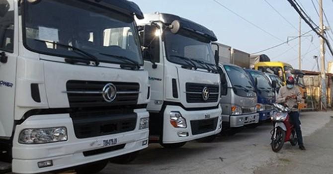 Tranh cãi đề xuất tăng thuế nhập ôtô tải