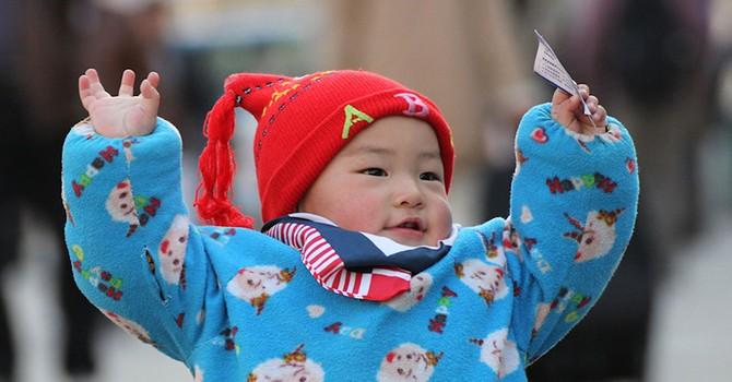 Trung Quốc chính thức bỏ chính sách 1 con