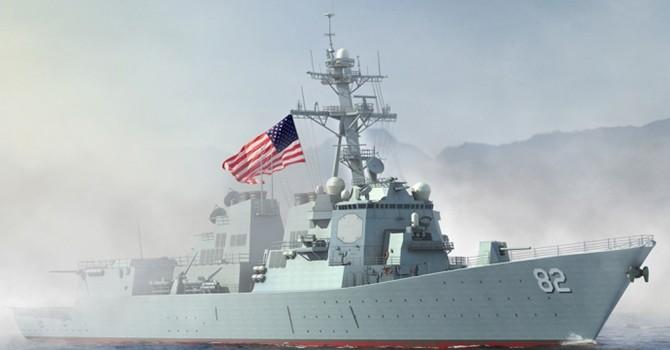 Đồng minh Mỹ sẽ hiện diện trên Biển Đông?