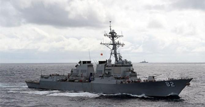 Vì sao đến giờ Mỹ mới đưa tàu USS Lassen vào tuần tra ở Biển Đông?