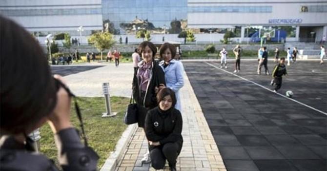 """""""Chợ đen"""" ở Triều Tiên như thế nào?"""