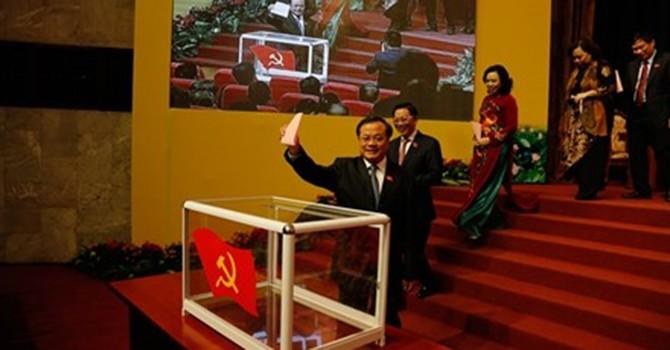 Người trẻ nhất trúng cử Ban chấp hành Đảng bộ Hà Nội 36 tuổi