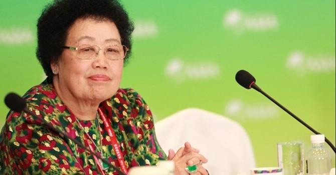 Chân dung nữ tỷ phú giàu nhất Trung Quốc