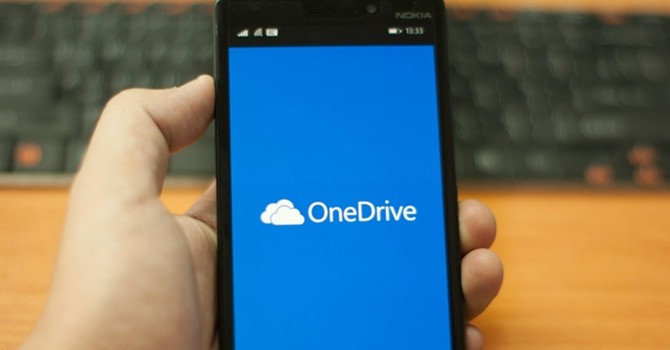 """Microsoft không còn cho lưu trữ OneDrive """"thả phanh"""""""