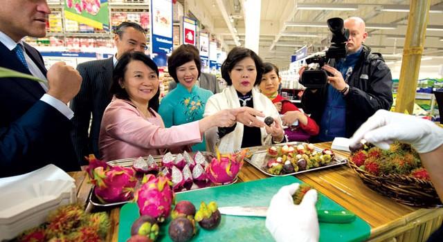 Nông sản Việt: Hàng bán nhiều nhưng vẫn vô danh