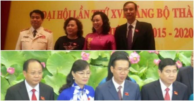 """Hà Nội, TP.HCM vì sao có số Phó bí thư """"vượt khung"""" ?"""