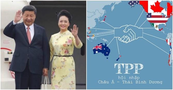Chủ tịch Trung Quốc thăm Việt Nam, công bố toàn văn TPP