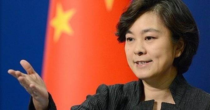 Trung Quốc phản ứng khi bộ trưởng Mỹ thăm tàu sân bay ở Biển Đông