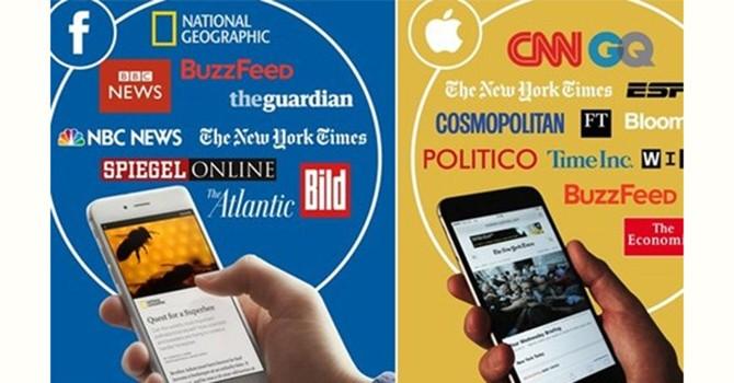 Facebook sắp trình làng ứng dụng tin tức Notify