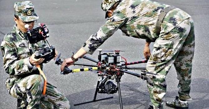 Trung Quốc lắp đặt hệ thống giám sát hiện đại dọc khu vực biên giới