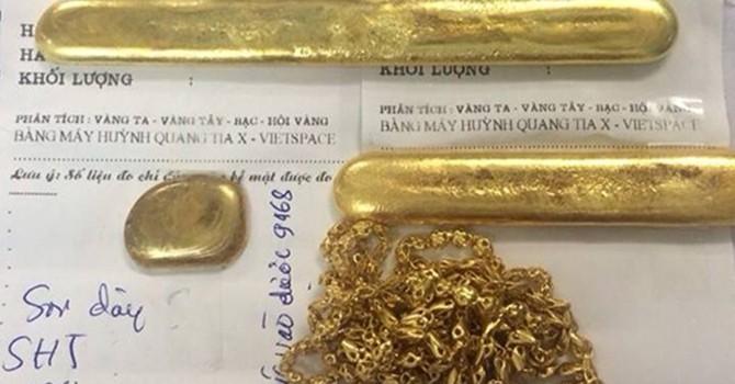 Cảnh giác với vàng nguyên liệu không đảm bảo chất lượng