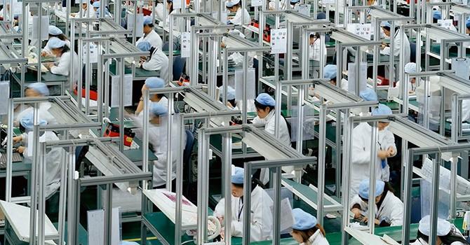 Sản xuất tại Trung Quốc: Thích nghi hay là chết?