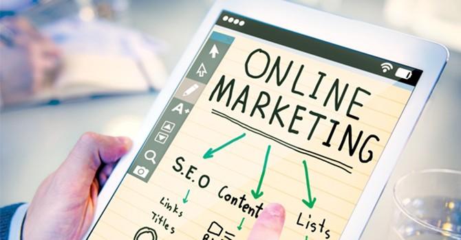 Tiếp thị trực tuyến: Vũ khí tối thượng của doanh nghiệp