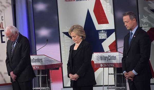 Sau vụ khủng bố Paris, bà Hillary Clinton bị kém thế trong cuộc đua vào Nhà Trắng