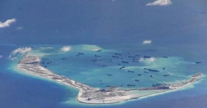 """Trung Quốc nói mình là """"nạn nhân thực sự trong vấn đề biển Đông"""""""