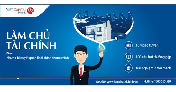 Bản Việt ra mắt kênh tư vấn www.lamchutaichinh.vn