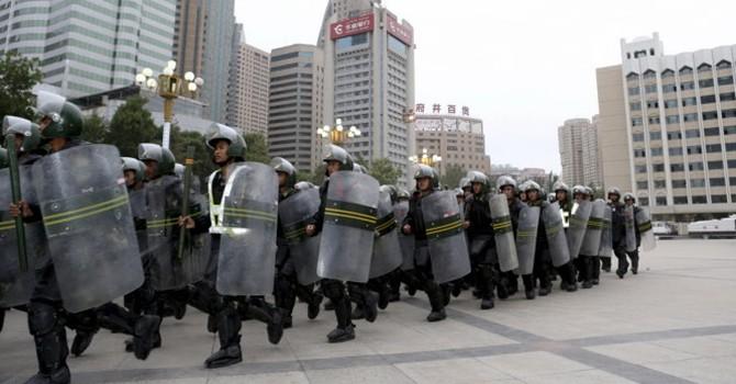 """Trung Quốc tuyên bố giết 28 """"khủng bố"""" ở Tân Cương"""