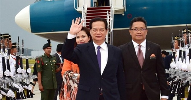 Thủ tướng Nguyễn Tấn Dũng: Bồi đắp đảo ở Biển Đông gây hệ lụy nghiêm trọng