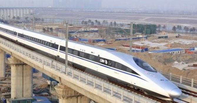Trung Quốc đề xuất đường sắt tốc độ cao tới Iran