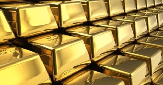 Giá vàng xuống thấp nhất gần 6 năm